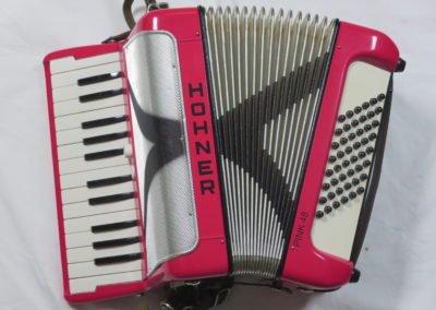 Hohner Pink 48